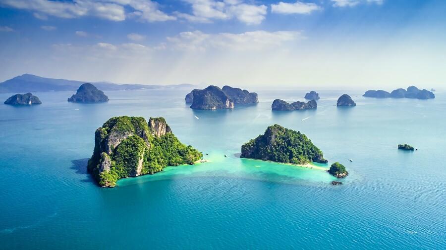 Thailand Phuket Koh Yao Noi Island