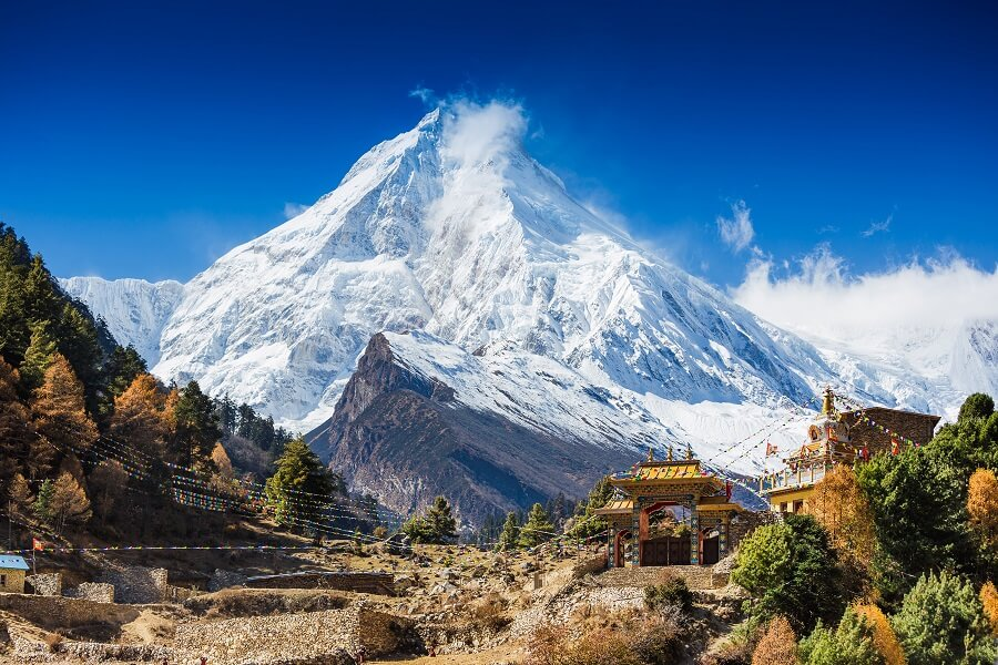 The Himalayas Are A Wonder For Asian Travelers Who Love It Outdoors.