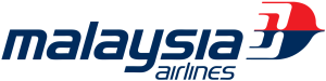 Logo of Malaysia Airline, trusted partner of Asia Vacation Group