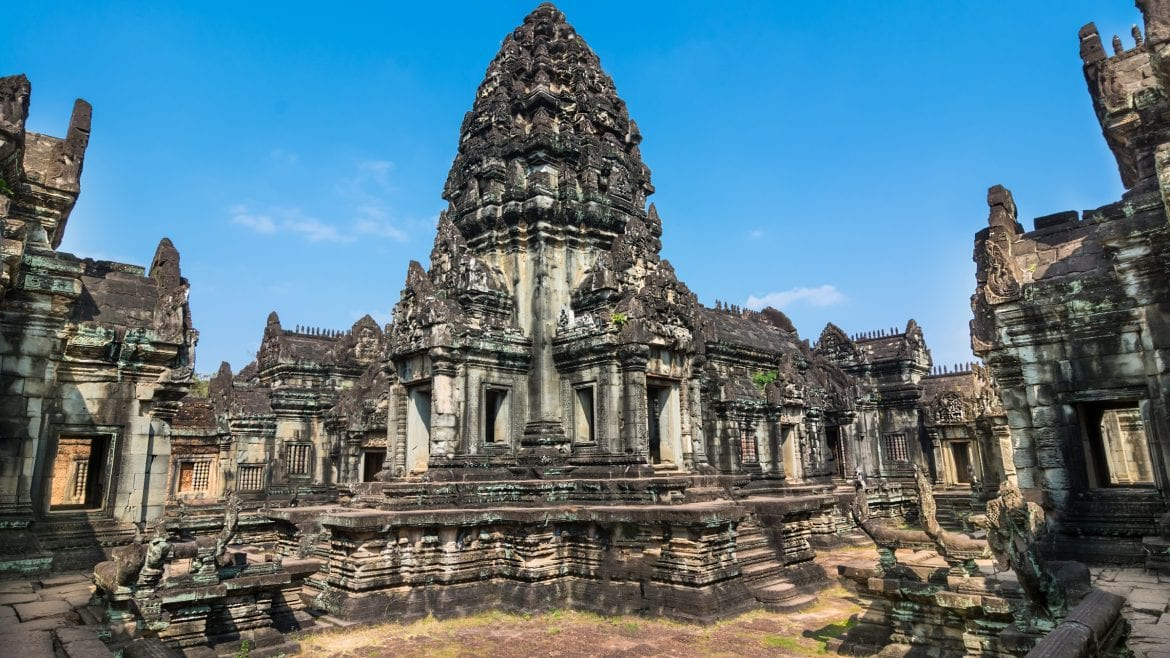 Banteay_Samre-Siem_Reap-Cambodia is included in Cambodia tours offered by Asia Vacation Group.