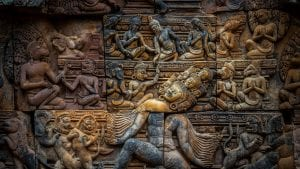 Banteay_Srei-Siem_Reap-Cambodia is included in Cambodia tours offered by Asia Vacation Group.
