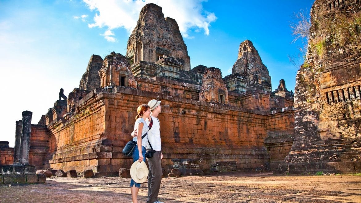 Prasat Pre Rup Temple, Siem Reao, Cambodia is included in Cambodia tours offered by Asia Vacation Group.