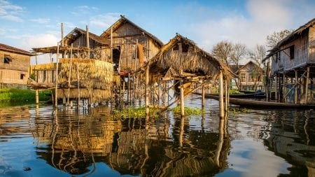 Tonle Sap Lake, Cambodia is included in Cambodia tours offered by Asia Vacation Group.