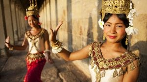 Apsara Performances are included in Cambodia tours offered by Asia Vacation Group.