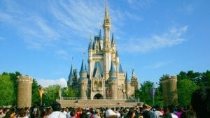 Disneyland in Tokyo, Japan, included in tours offered by Asia Vacation Group