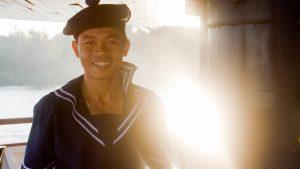 Jayavarman Cruise Crew Member