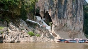 Pak Ou Caves is included in Laos tours offered by Asia Vacation Group.