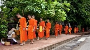 Included in Laos tours offered by Asia Vacation Group.