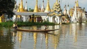 Inle Lake is included in Myanmar tours offered by Asia Vacation Group.