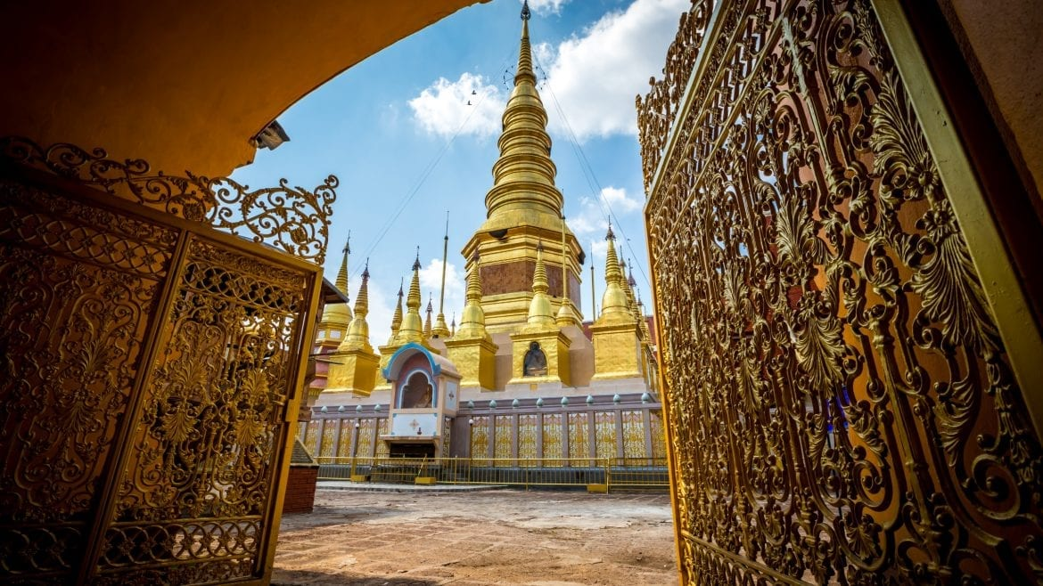Wat Prabudhabaht Huay Toom, included in tours offered by Asia Vacation Group