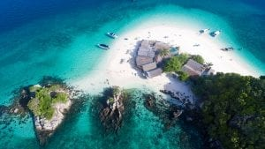 Thailand Phuket Khai Nok island, included in tours offered by Asia Vacation Group