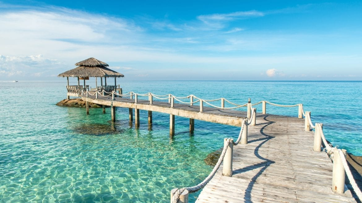 Phu Ket Wooden Pier, included in tours offered by Asia Vacation Group