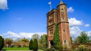 Sissinghurt Castle in Kent, United Kingdom