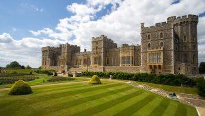 Windsor Castle in Windsor, United Kingdom