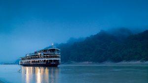RV Pandaw Cruise in Myanmar