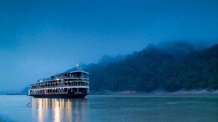RV Pandaw Cruise in Myanmar