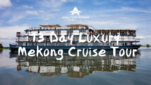 Video poster for intro video of 13 Day Mekong Cruise Luxury Tour