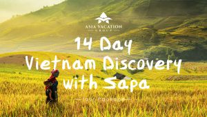 Video poster for intro video of 14 Day Vietnam Discovery with Sapa