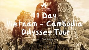 Video poster for intro video of Vietnam Cambodia Odyssey 11 Day