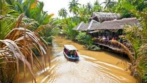Mekong River Trip with Asia Vacation Group, included in tours offered by Asia Vacation Group