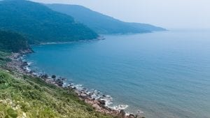 Danang Son Tra, Vietnam, included in tours offered with Asia Vacation Group