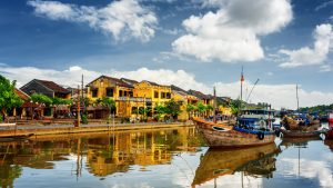 Hoi an Lake day time, Vietnam, included in tours offered by Asia Vacation Group