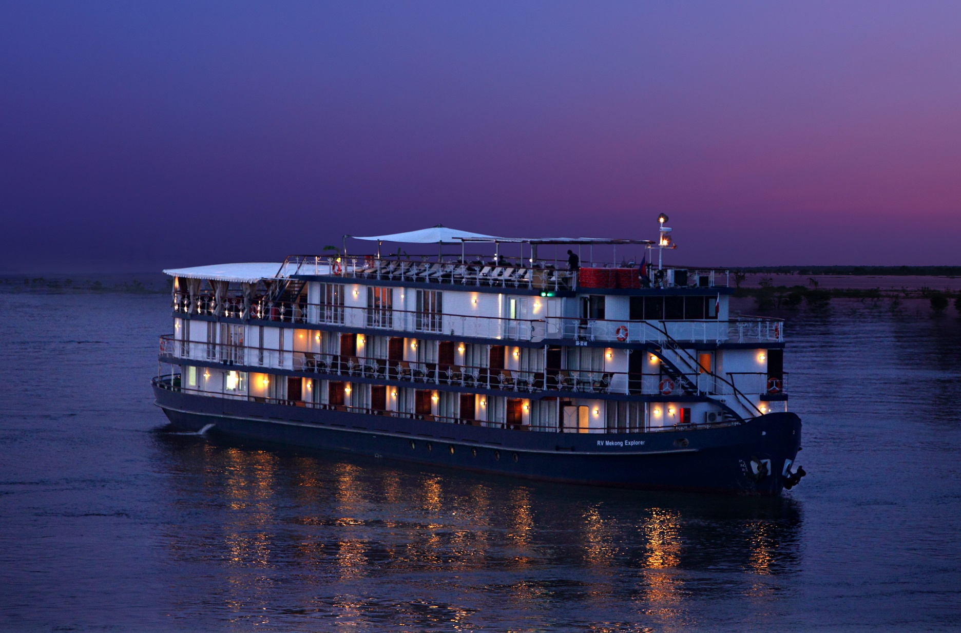 14 Day Luxury Mekong Cruise Tour