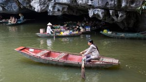 Ninh Binh Tam Coc, included in tours offered by Asia Vacation Group