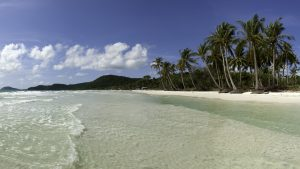 Phu Quoc Sao beach, included in tours offered by Asia Vacation Group
