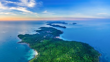 Thom island in Phu Quoc, Vietnam, included in tours offered by Asia Vacation Group