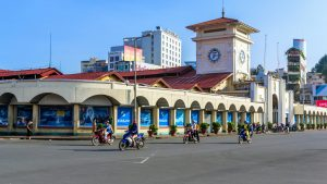 Sai Gon Ben Thanh Market, included in tours offered by Asia Vacation Group