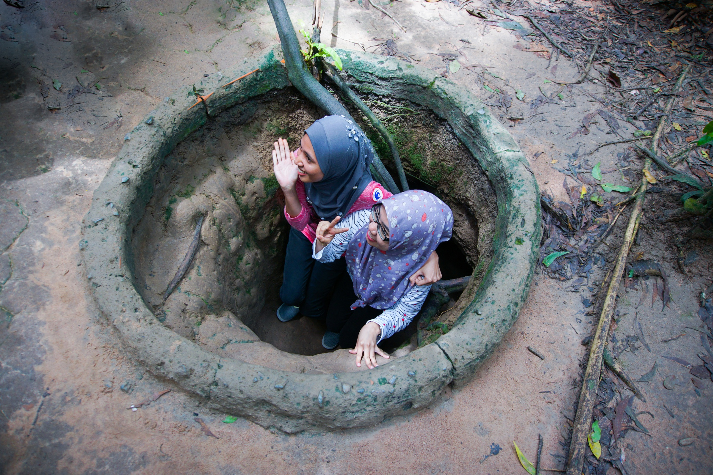 Cu Chi Tunnel Day Tour | Asia Vacation Group