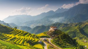 Muong Hoa valley, Vietnam, included in tours offered by Asia Vacation Group