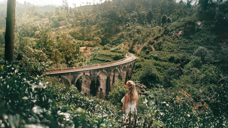 Ella Town In Sri Lanka