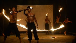 Elipse performance at Phare Circus Siem Reap, included in tours offered by Asia Vacation Group