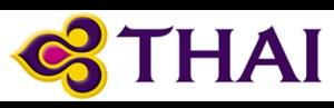 Logo of Thaiairway, trusted partner with Asia Vacation Group