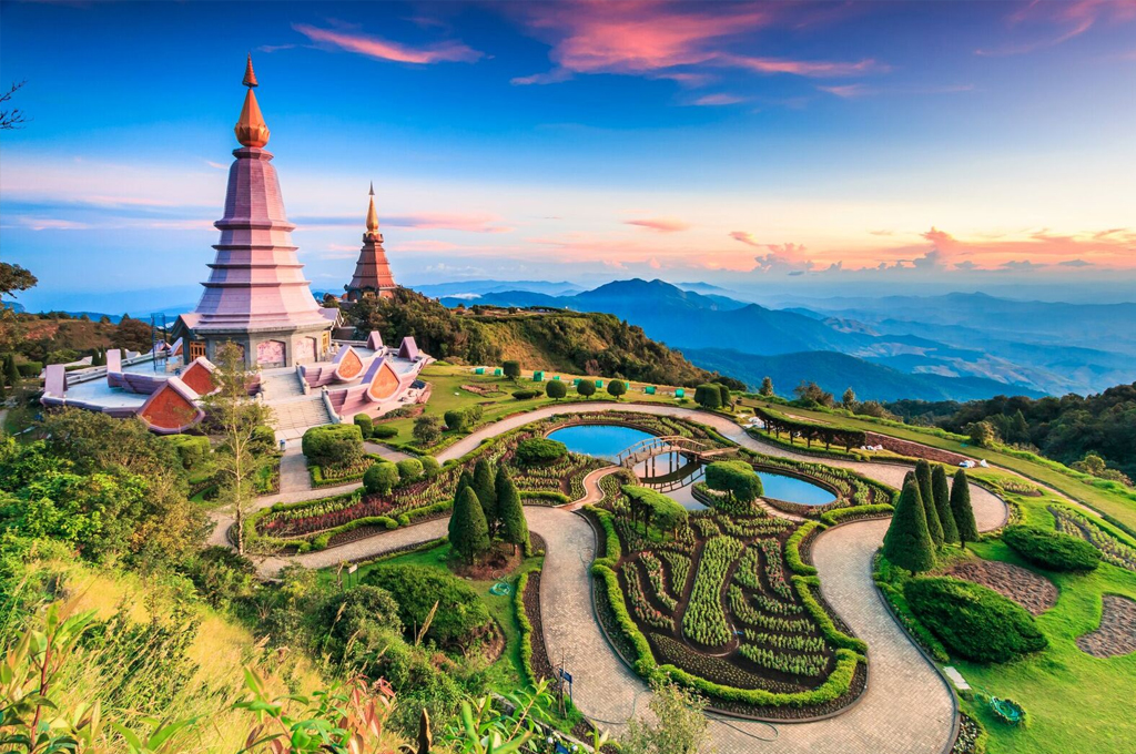 Chiang Mai Thailand, included in tours offered by Asia Vacation Group